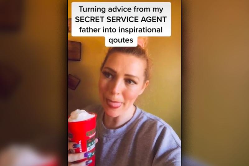 Stalker,viral,safety tips,TikTok,Daughter,Secret Service,